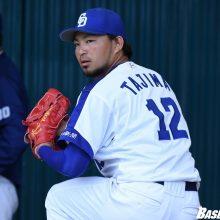 1点のリードを守りきった中日・田島を田尾氏が評価「低めに投げきれた」