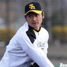 ファーム2冠のソフトB中田が表彰 来季は阪神へ「力になれるように」