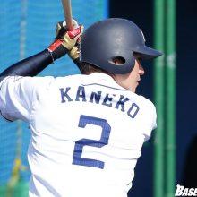 西武・金子侑、5000万円で更改「もう一度盗塁王のタイトルを」