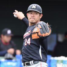 【ロッテ】吉田、岡が背番号変更 吉田「一から頑張りたい」