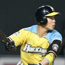 日本ハム・近藤がヘルニア手術 復帰まで約3カ月の見込み