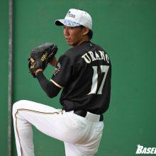 日本ハム・浦野が「右内転筋の筋挫傷」で離脱 復帰まで4週間の見通し