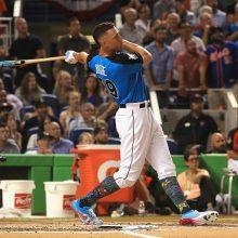 ヤンキースの新人・ジャッジが初制覇! MLB球宴ホームランダービー