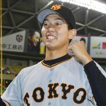 巨人・畠、練習試合で異例の3連投 1回完全投球で勝ちパターン入りアピール