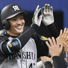 阪神・秋山が初の10勝&特大弾!広島も勝ってマジックは「25」 18日のプロ野球まとめ