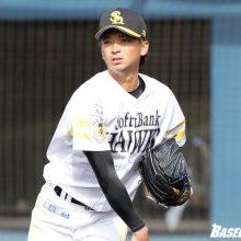 M1のソフトBに前田幸長氏「エースですから決まります!」