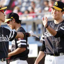 ソフトB・千賀、自己最多の13勝目も「納得できる投球ではない」
