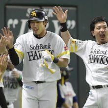 ソフトB、2年ぶり日本一へ大勝発進! 5回までに10得点、千賀は7回1失点