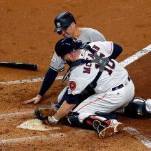 アストロズ三塁・ブレグマン WS進出を手繰り寄せたピンポイント送球