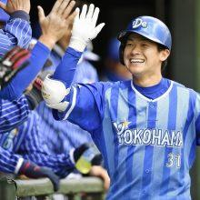1犠打3四球のDeNA・柴田 前田幸長氏「きっちり仕事をしている」
