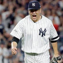 ヤンキース・田中将大 今後の契約を有利にする大きな1勝