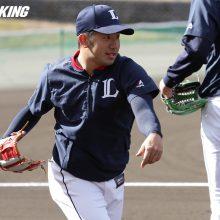 西武・野田、来季の目標は左キラー&50試合登板
