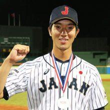 オリ、JR東日本・田嶋の交渉権獲得!「勝てる投手を目指したい」