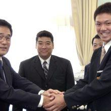 元ドラ1左腕・辻内氏が注目するドラフト候補は?