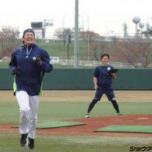 戸田球場で『Yo-Yoテスト』 燕の持久力ナンバー1は誰?