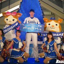 DeNA・井納、来季の日本シリーズリベンジ誓う「横浜スタジアムで優勝を」