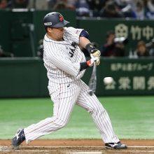 侍ジャパン、4番山川が追撃2ラン! 多和田は2回零封、西武勢の活躍光る