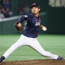 稲葉ジャパン、台湾下し決勝進出 今永が6回零封12K、圧巻の侍デビュー!