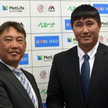 【西武】杉山賢人&許銘傑の両OBが二軍投手コーチに就任