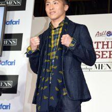 ボクシングWBO世界スーパーフライ級王者の井上尚弥