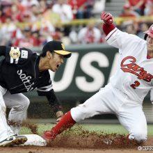 盗塁数に表れるセパの野球のちがい