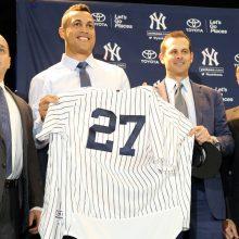 「241」+「59」…ヤンキースに加わるもう一機のバズーカ