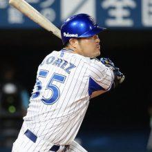 『さらば、ゴメス』。G 後藤武敏、代打で引退へ