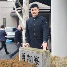 日本ハムのドラ1・清宮幸太郎が入寮 「日本一になる」
