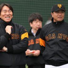 巨人軍臨時コーチ・松井 長嶋茂雄に教えられた大切な言葉とは?
