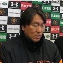 松井秀喜氏、今年の巨人は「もちろん優勝」
