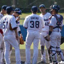 燕小川監督、投手陣にボヤく 全5投手が与四球「ほとんどボール先行」