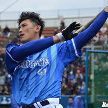 DeNA、阪神との練習試合スタメンを発表 新戦力の大和、中川大らが出場