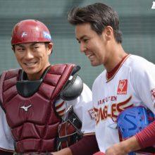 楽天岡島、1番・捕手で攻守に躍動 梨田監督「スタートでも行ける」
