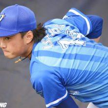 DeNAの開幕投手・石田、5回2安打無失点 前回7失点もしっかり修正