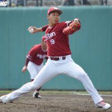 楽天・藤平、阪神戦に続き3回完全!「ローテに入ってからがスタート」