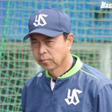 ヤクルト・小川監督、選手に感謝
