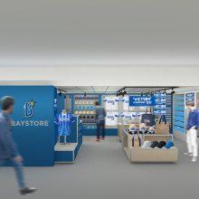 【DeNA】横浜駅エリアにオフィシャルグッズショップを初出店!「横浜スポーツタウン構想」の一環