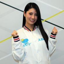 倉持明日香さんが『スカパー!プロ野球PRアンバサダー』3期目へ…「女性ファン増」誓う