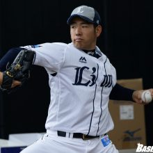 西武・菊池が2勝目!辻監督「丁寧に投げていた」