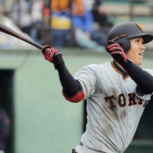 プレースタイルまで兄そっくり! 出塁率4割超え、巨人・田中俊太