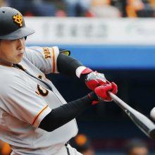 巨人・岡本、同点2ラン&逆転3点二塁打 オープン戦打点トップ浮上!