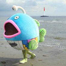 ロッテ・謎の魚がTwitterアカウントを開設「暇なんで始めちゃいました」