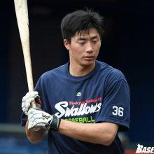 燕・小川監督が期待を寄せる若手野手