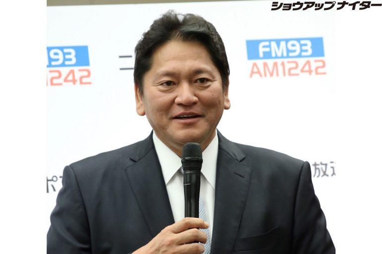 佐々木氏、7回のDeNAバッテリー...