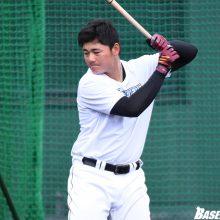 前田幸長氏、日ハム・清宮は「プロのスピードに慣れてきた」