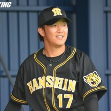 阪神・岩貞、4勝目ならずも勝利呼ぶ 8回途中1失点、防御率1点台キープ