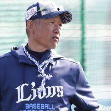 西武・辻監督、斉藤大を評価「大きな戦力になってくれると思う」