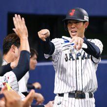 【侍ジャパン】粘り勝ちを評価する稲葉監督「四球が素晴らしかった」