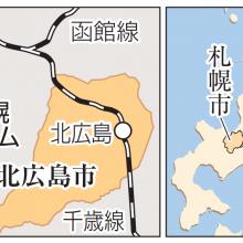 日本ハムの新球場構想・候補地が「きたひろしま総合運動公園」に決定
