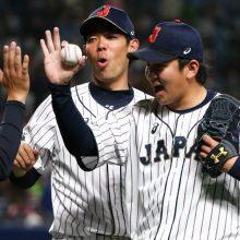 侍ジャパン白星発進!千賀が完ぺき投球、打線は苦戦も柳田・筒香コンビで2得点